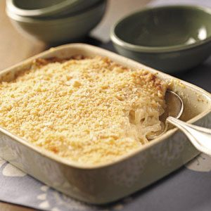 Baked Creamed Onions Recipe