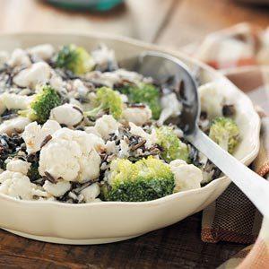 Wild Rice Crab Salad Recipe