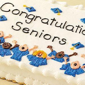 Congratulations Seniors Cake Recipe