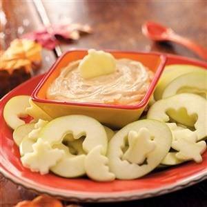 Fluffy Caramel Apple Dip Recipe