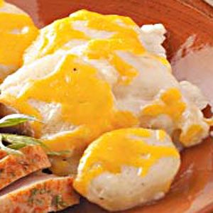 Cheese Scalloped Potatoes Recipe