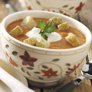 Cool Tomato Soup Recipe