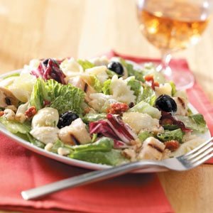 Pasta Chicken Salad