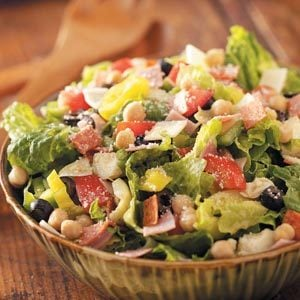 Super Italian Chopped Salad Recipe