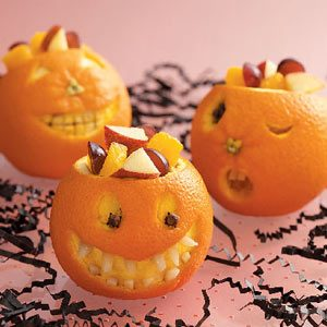 Jack-o'-Lantern Oranges Recipe
