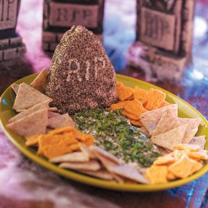 Peppered Tombstone Spread Recipe