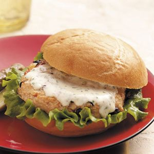 Fiesta Ranch Burgers Recipe