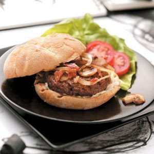 My Favorite Burger for 2 Recipe