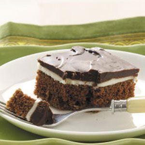 Makeover Chocolate Layer Bars Recipe