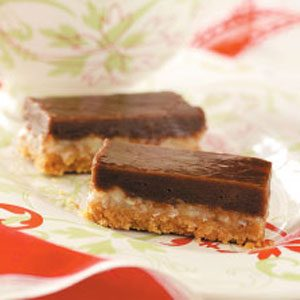 Coconut Graham Bars Recipe