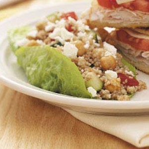 Cool Couscous Salad