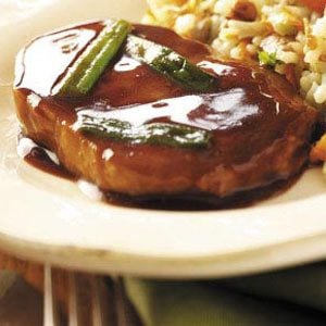 Hoisin-Glazed Pork Recipe