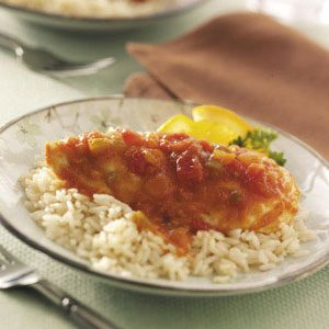 Apricot-Orange Salsa Chicken Recipe