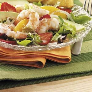 Refreshing Shrimp Salad Recipe