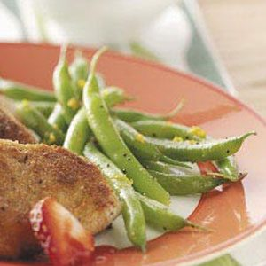 Citrus Green Beans Recipe