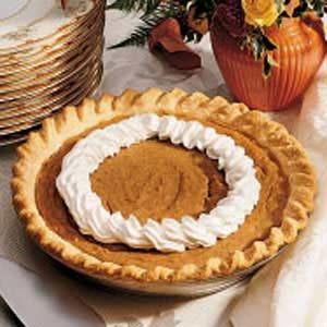 Harvest Sweet Potato Pie Recipe