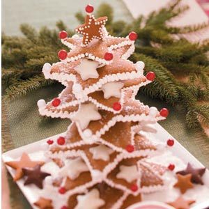 Gingerbread Star Tree Recipe