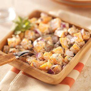 Pumpkin Salad Recipe