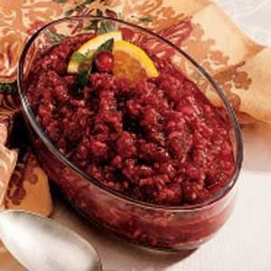 Family-Favorite Cran-Apple Relish Recipe