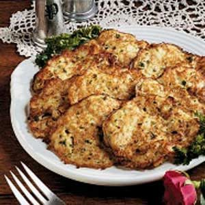 Onion Potato Pancakes Recipe