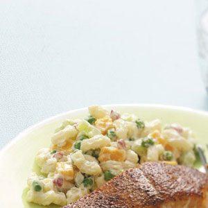 Quick Macaroni Salad Recipe