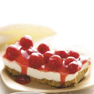No-Bake Cherry Dessert Recipe
