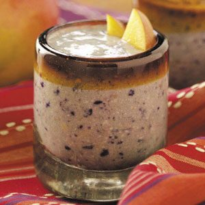 Blueberry Mango Smoothies Recipe