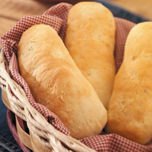 Garlic Hoagie Rolls Recipe