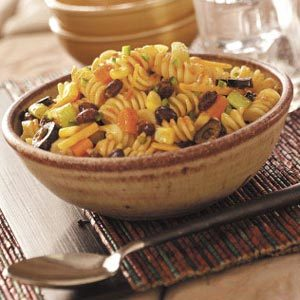 Southwest Black Bean Pasta Recipe