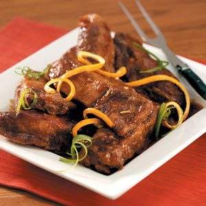 5-Ingredient Chinese Pork Ribs Recipe