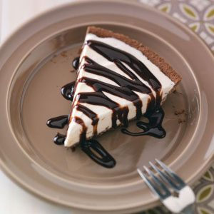 Toffee Ice Cream Pie