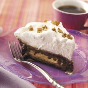 Winning Coffee Ice Cream Pie Recipe