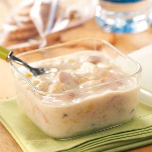 Hot Dog Potato Soup Recipe