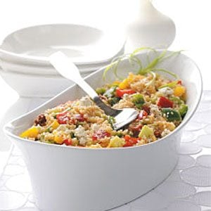 Summer-Fresh Quinoa Salad Recipe