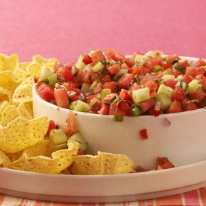 Contest-Winning Watermelon Salsa Recipe