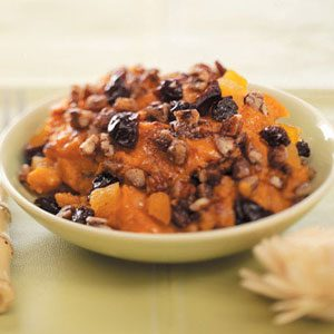 Contest-Winning Sweet Potato Casserole