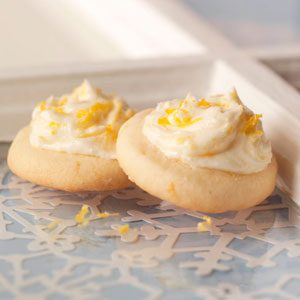 Lemon Lover's Cookies