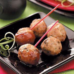 Bone-Crunching Meatballs Recipe
