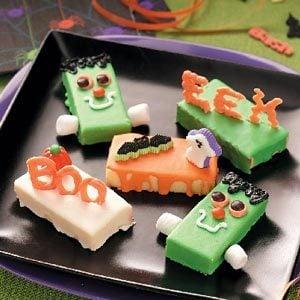 Frightfully Good Cakes Recipe