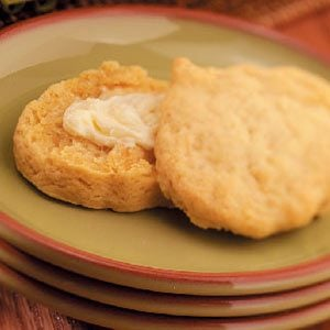 Buttery Sweet Potato Biscuits