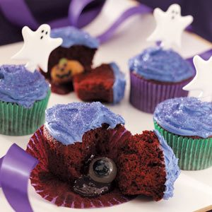 Buried Surprise Cupcakes Recipe