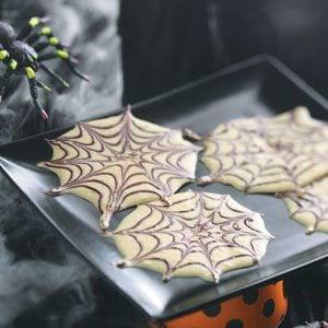Spiderweb Candy Recipe