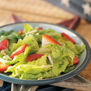 Strawberry Summer Salad Recipe
