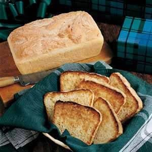 English Muffin Bread Loaf Recipe