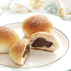 Chocolate Biscuit Puffs Recipe