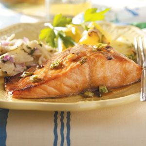Pacific Rim Salmon Recipe