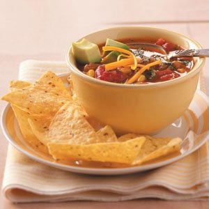 Flavorful Taco Soup Recipe