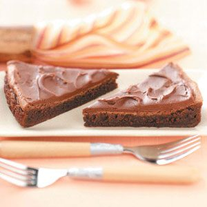 Makeover Fudge Cake Recipe