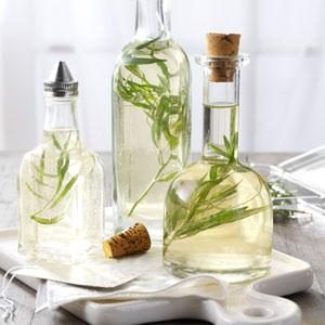 Herbed Vinegar Recipe