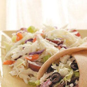 Fresh and Fruity Coleslaw Recipe